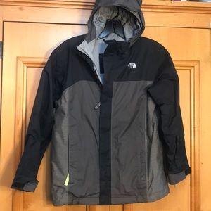 North Face Boys M 10/12 Jacket